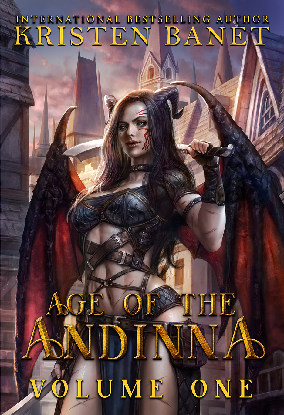 Age of the Andinna Volume One by Kristen Banet