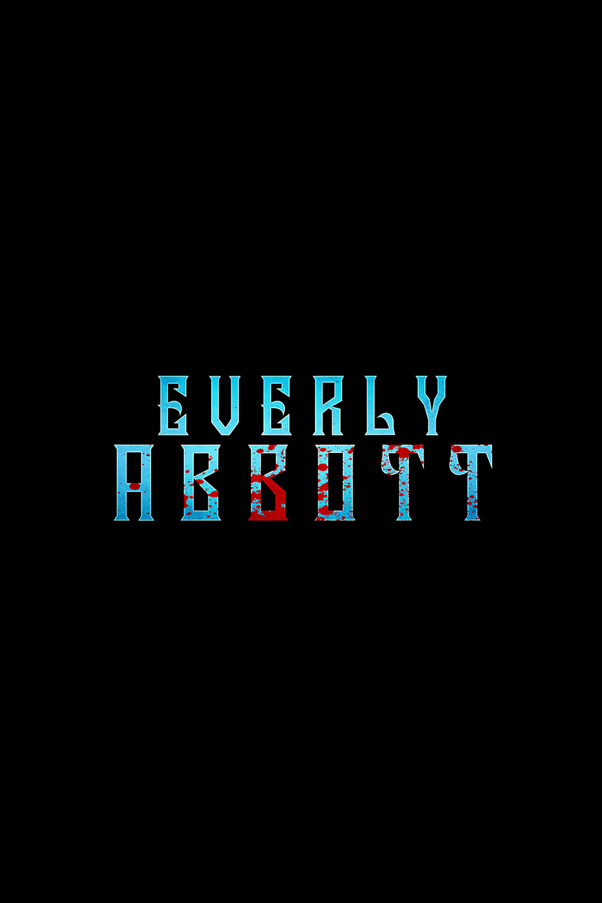 The placeholder cover for the Everly Abbott urban fantasy series.