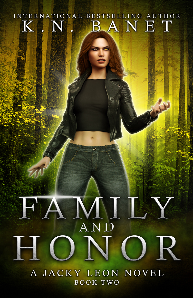 Family and Honor, Jacky Leon Book 2 by K.N. Banet