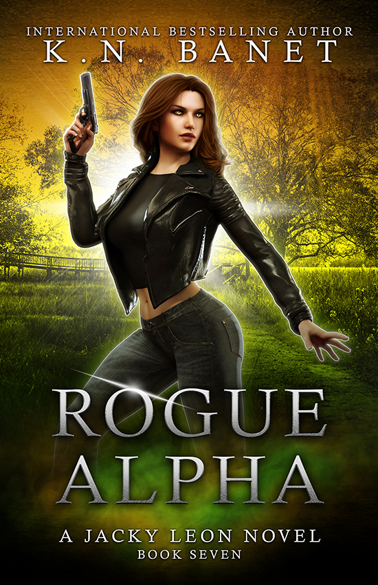Rogue Alpha, Jacky Leon Book 7 by K.N. Banet