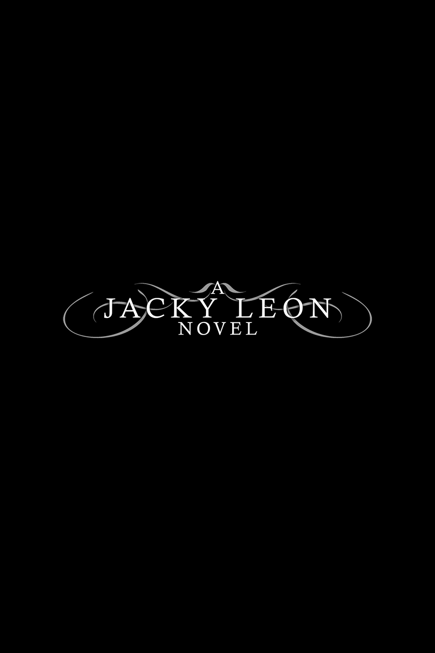 The placeholder cover for the Jacky Leon urban fantasy series.