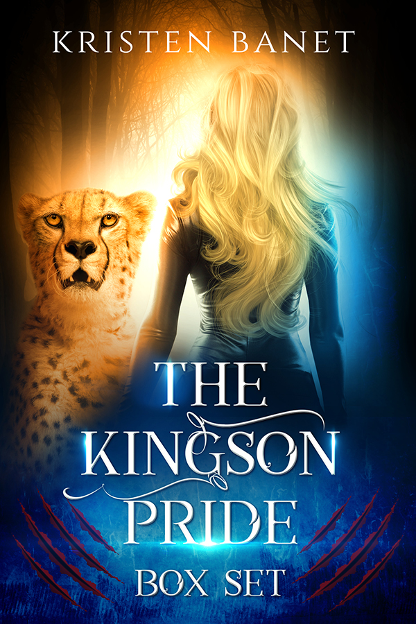 The Kingson Pride Complete Series by Kristen Banet