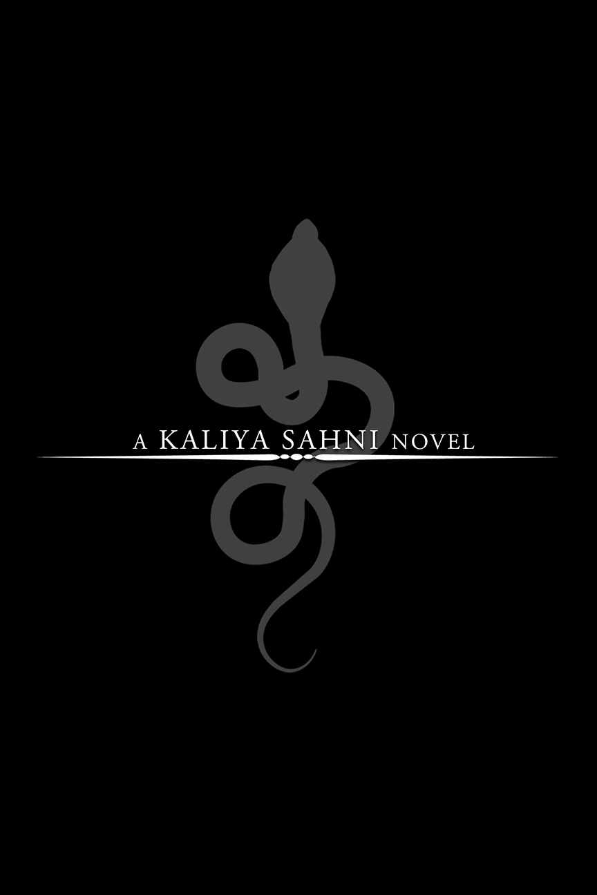 The placeholder cover for the Kaliya Sahni urban fantasy series.