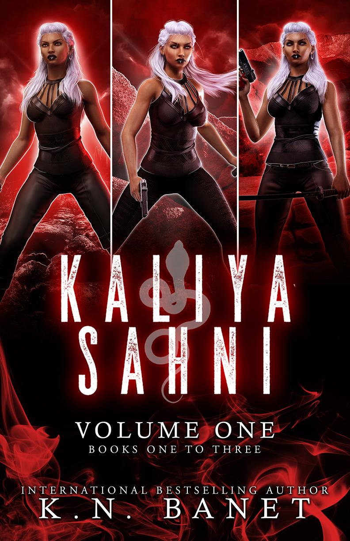 Kaliya Sahni Volume One by K.N. Banet
