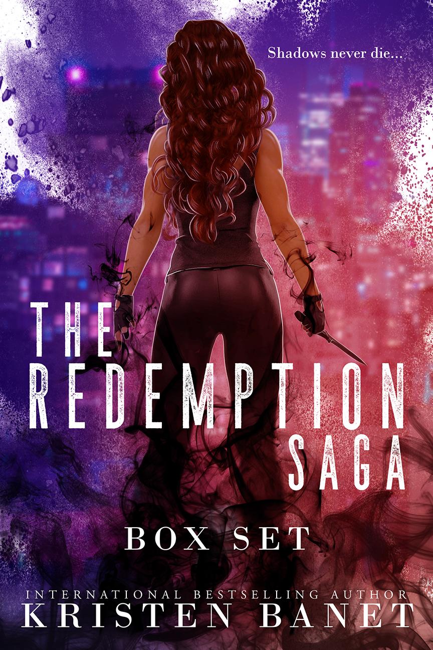 The Redemption Saga Box Set by Kristen Banet