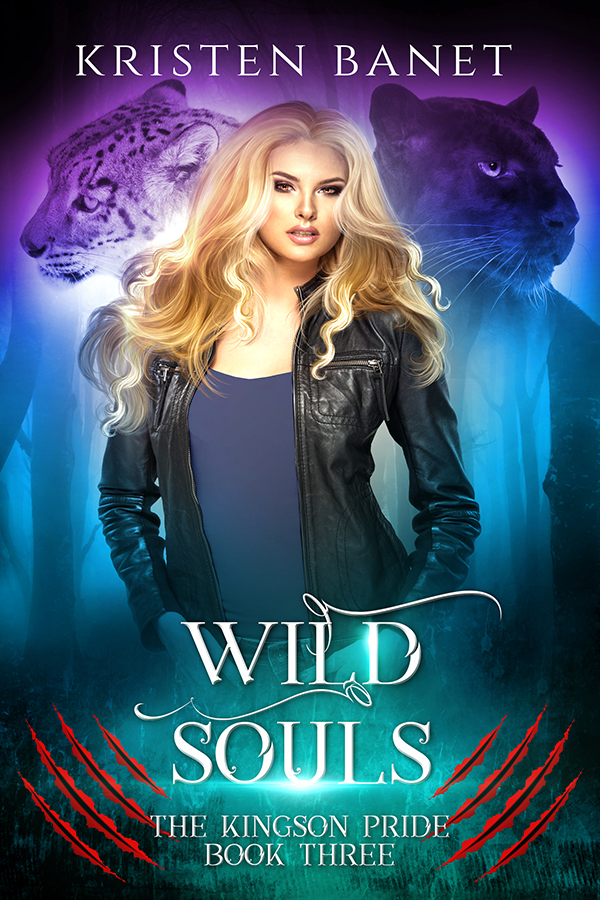 Wilds Souls, Kingson Pride Book Three by Kristen Banet