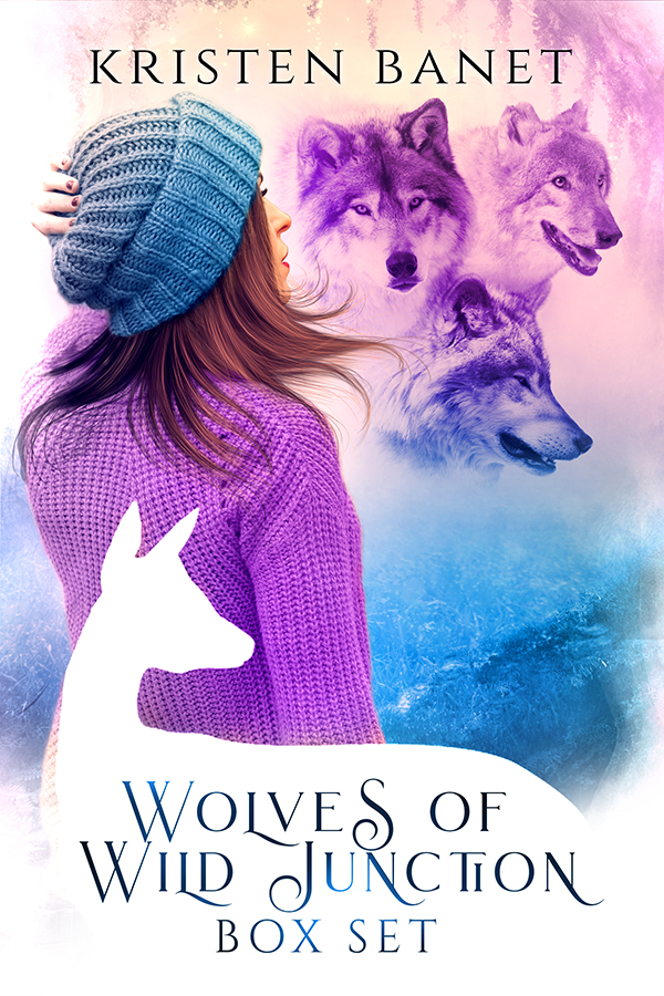 Wolves of Wild Junction Box Set by Kristen Banet